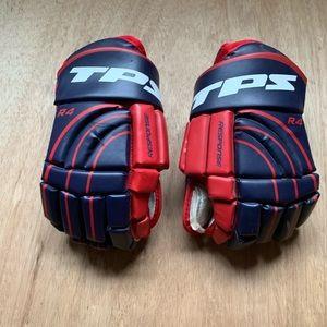 TPS hockey gloves